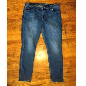 (Like new!) Old Navy skinny jeans